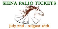 Palio Tickets