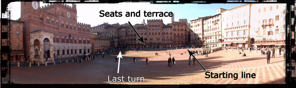 palio seats location photo